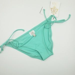 🆕️BECCA Green Bikini Bottom